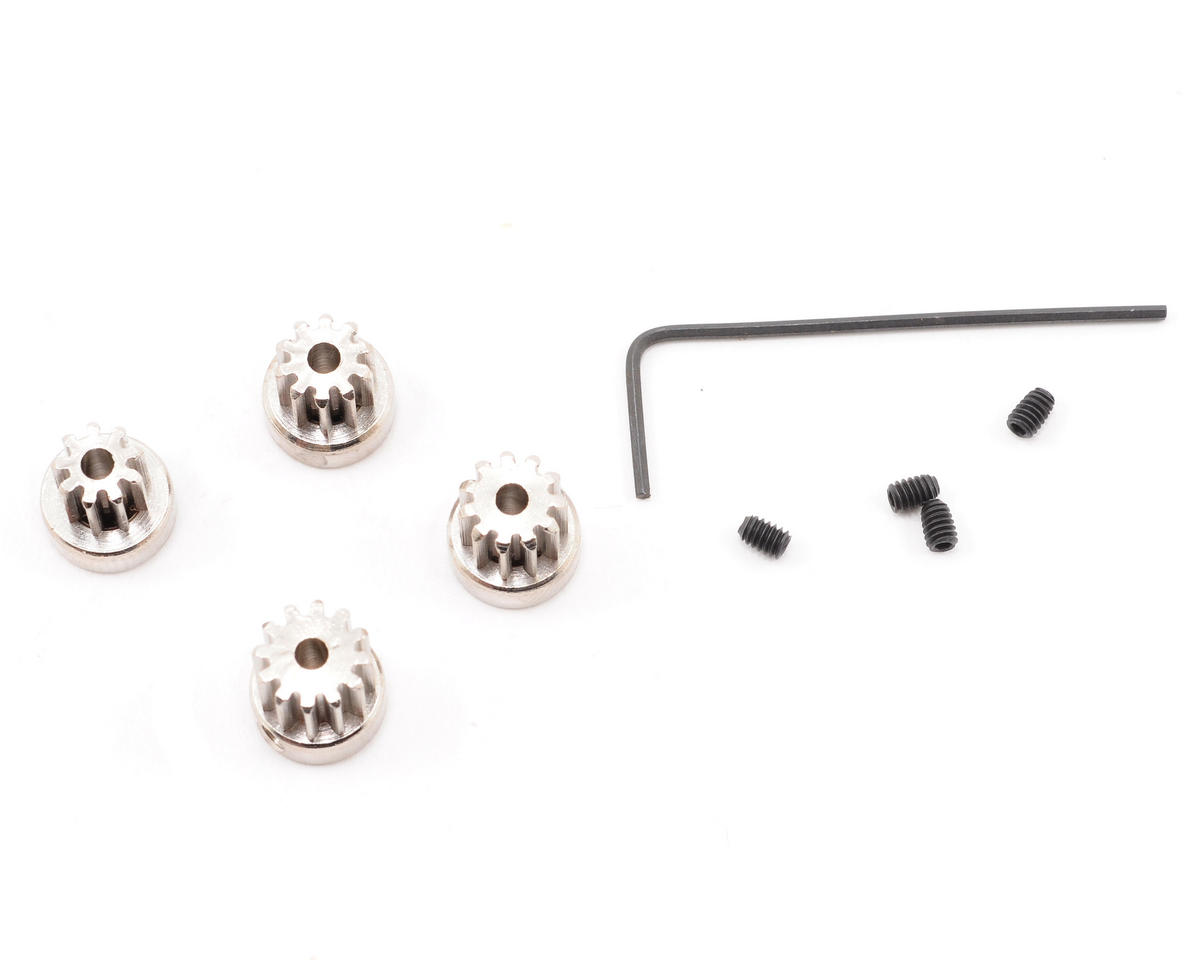 Losi 9T-12T Pinion Gear Set (Mini)