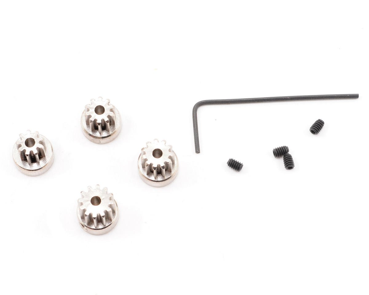 Losi Mini-Slider 9T-12T Pinion Gear Set (Mini)