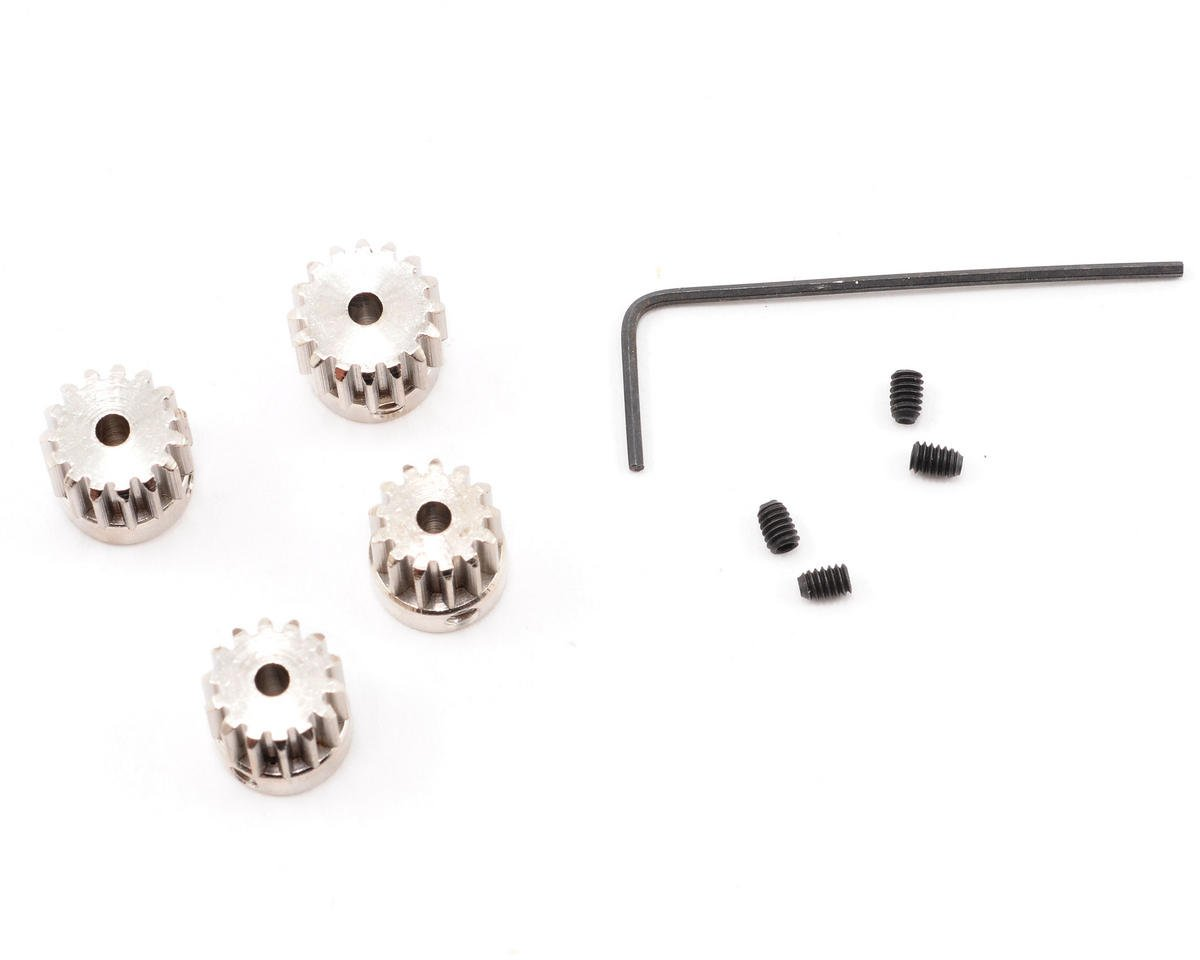 Losi Mini-Slider 13T-16T Pinion Gear Set (Mini)