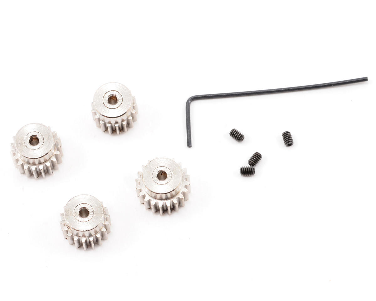 Losi 17T-20T Pinion Gear Set (Mini)
