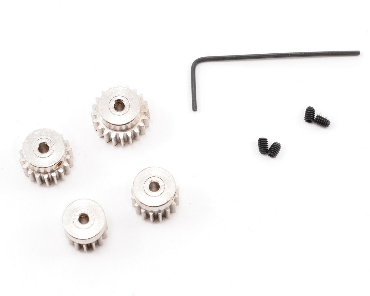 14T,16T,18T,20T Pinion Gear Set (Mini) by Losi