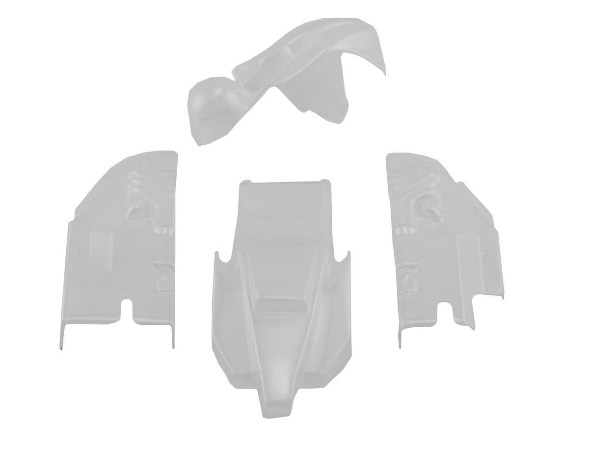 Losi Mini-Slider Body Clear