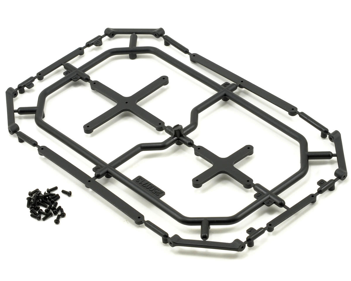 Losi Front & Rear Wing Set w/Hardware