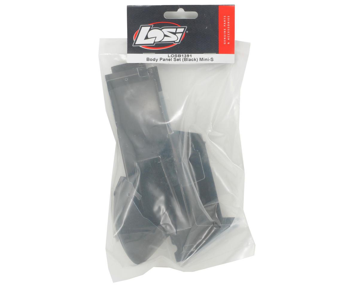 Losi Mini Sprint Body Panel Set (Black)