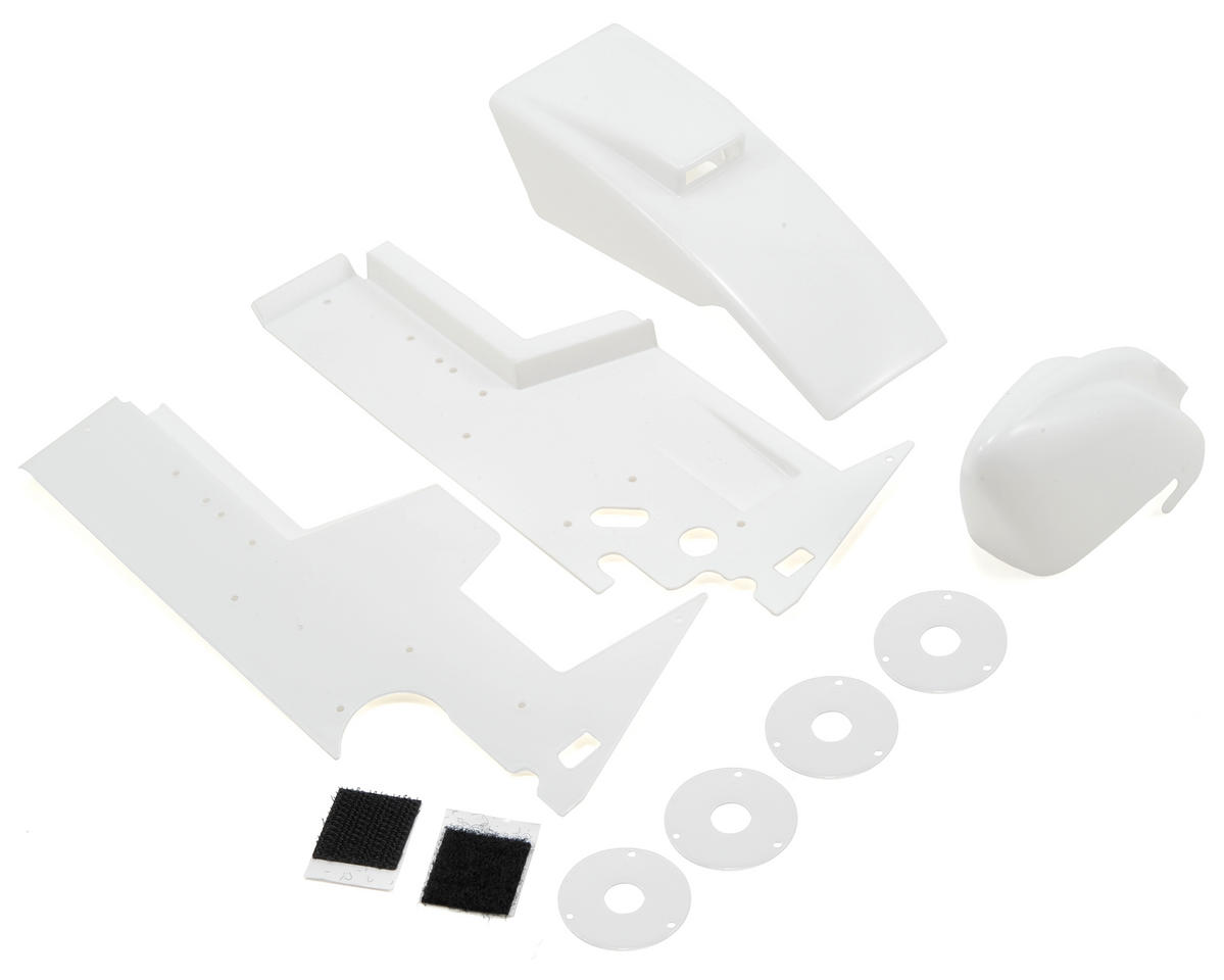 Losi Mini Sprint Body Panel Set (White)