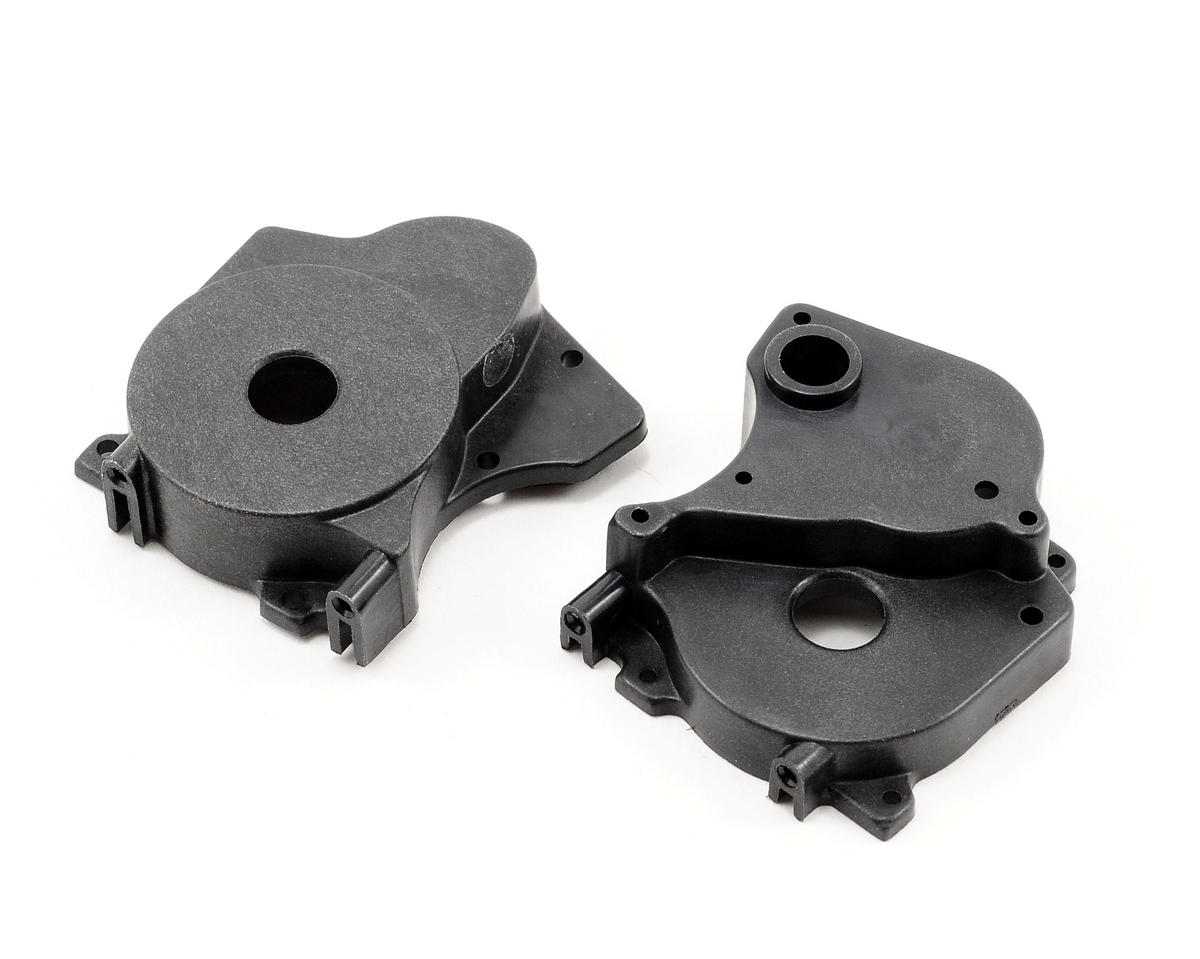Losi Center Transmission Case Set