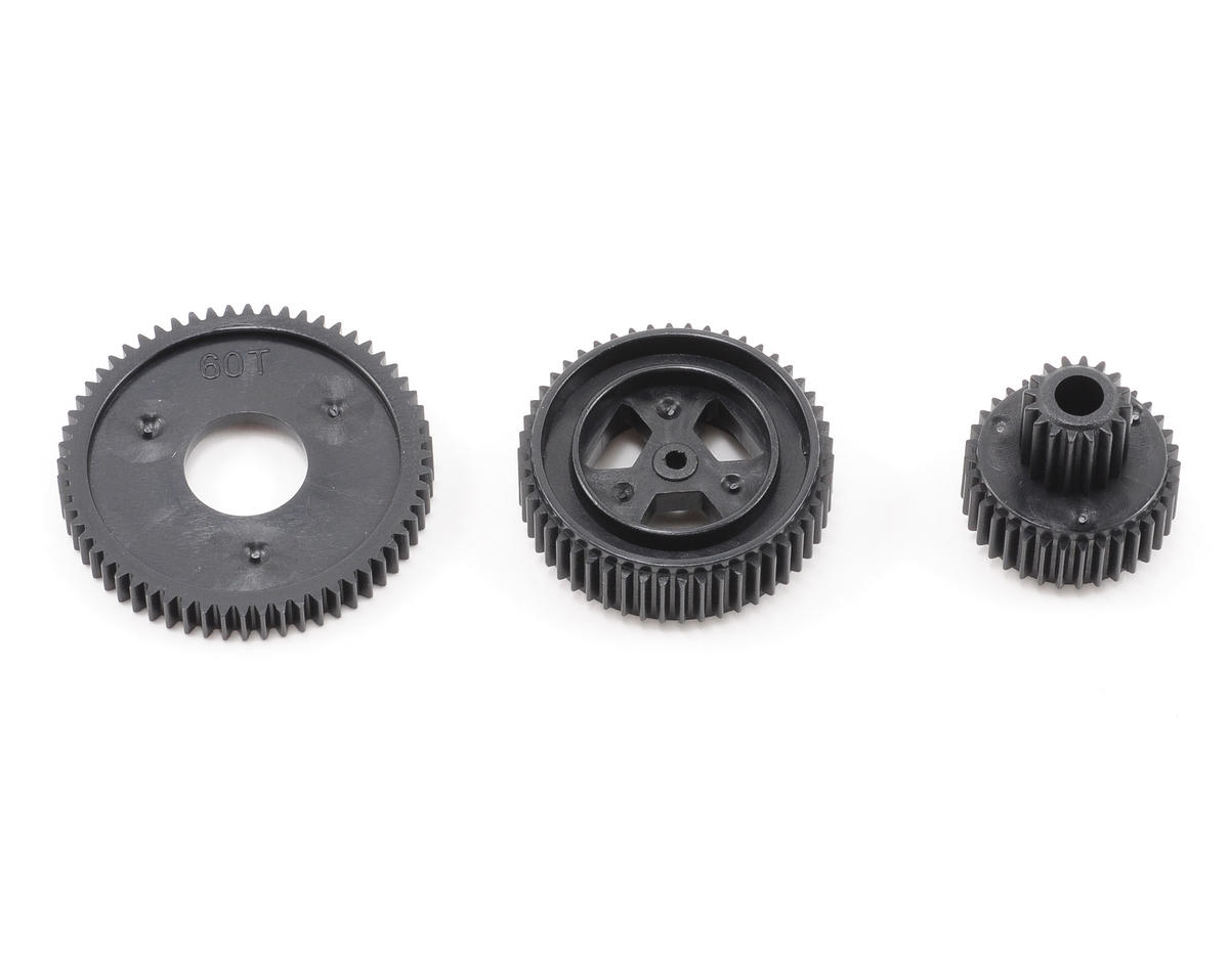 Losi Center Transmission Gear Set