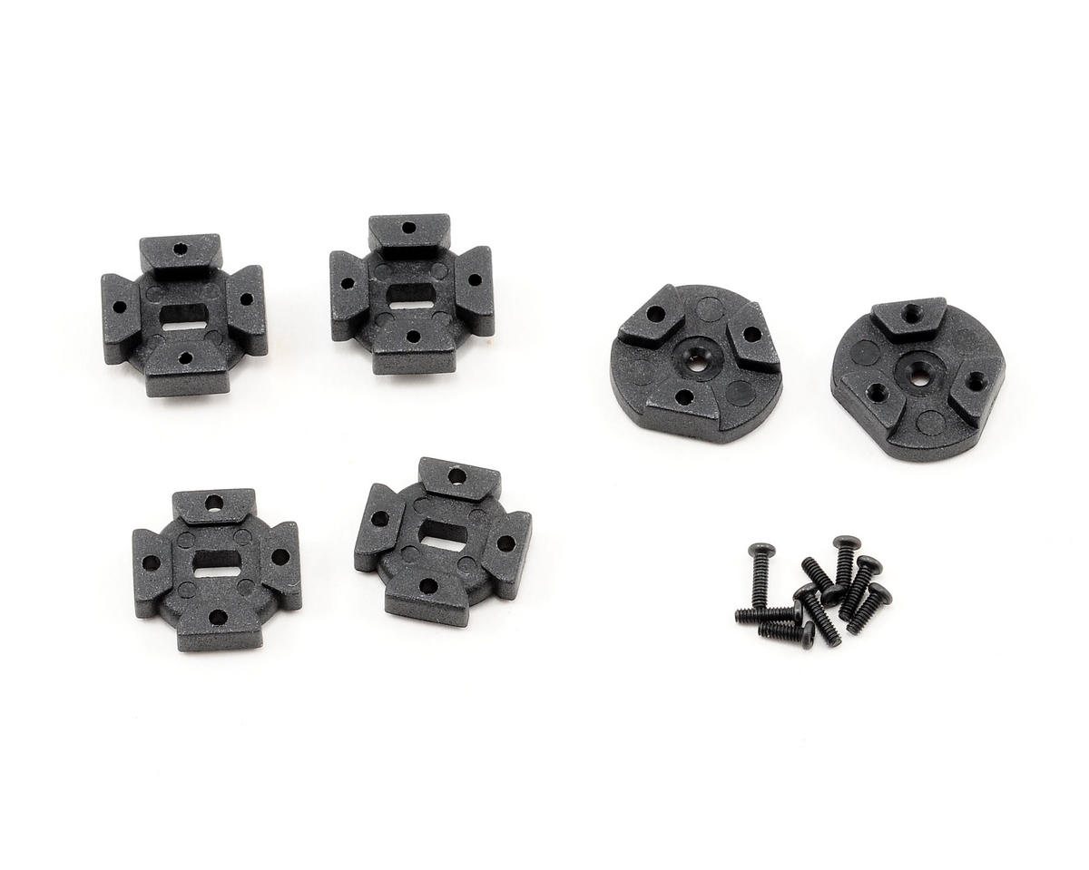 Losi Plastic Center & Diff Locker Set
