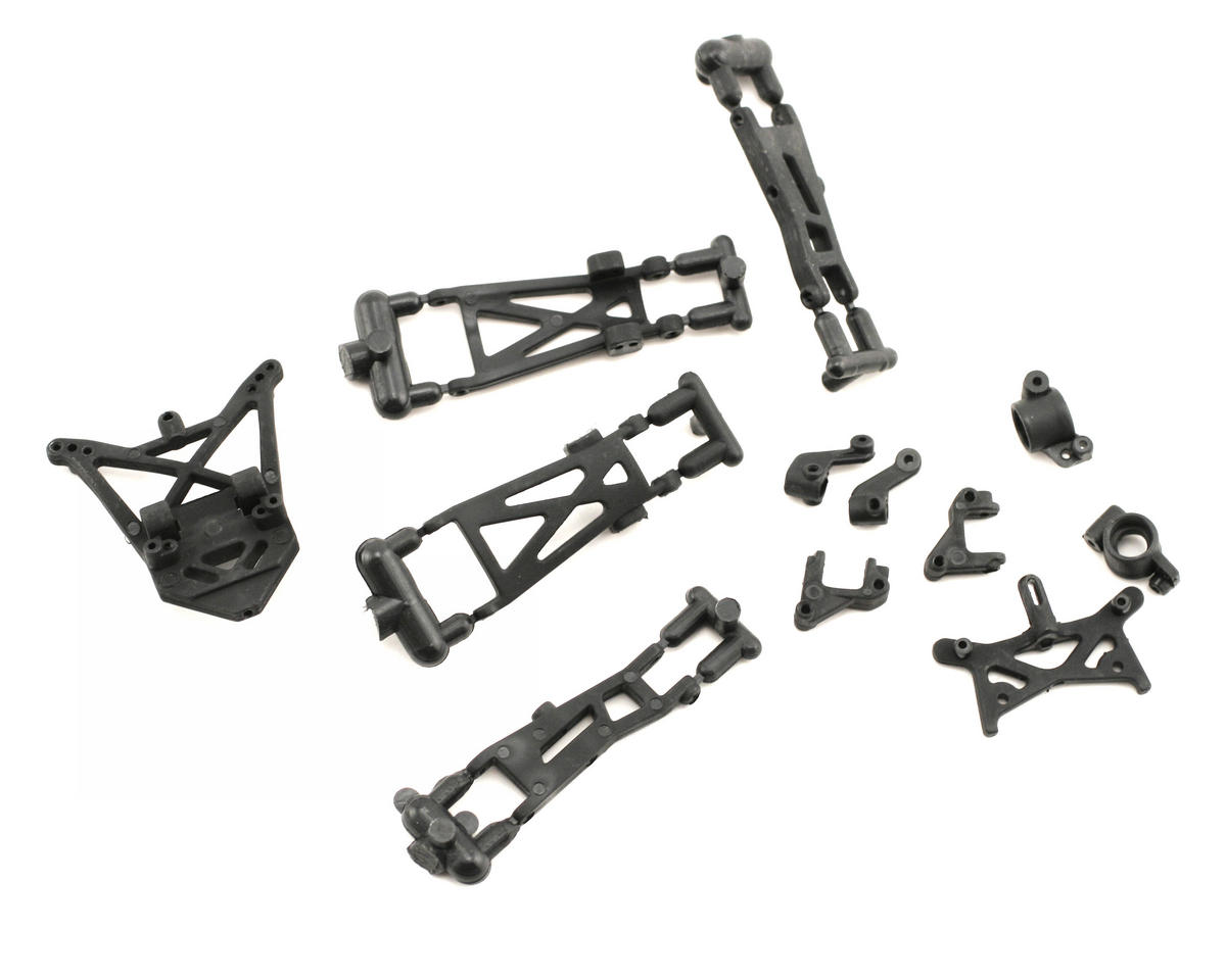 Losi Micro-T Suspension Arms, Spindles, Hubs and Shock Towers (Micro-T)