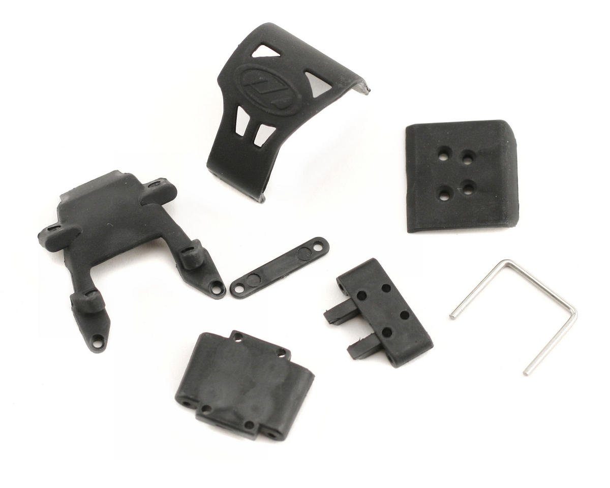 Losi Suspension Mount & Bumper Set (Micro-T)