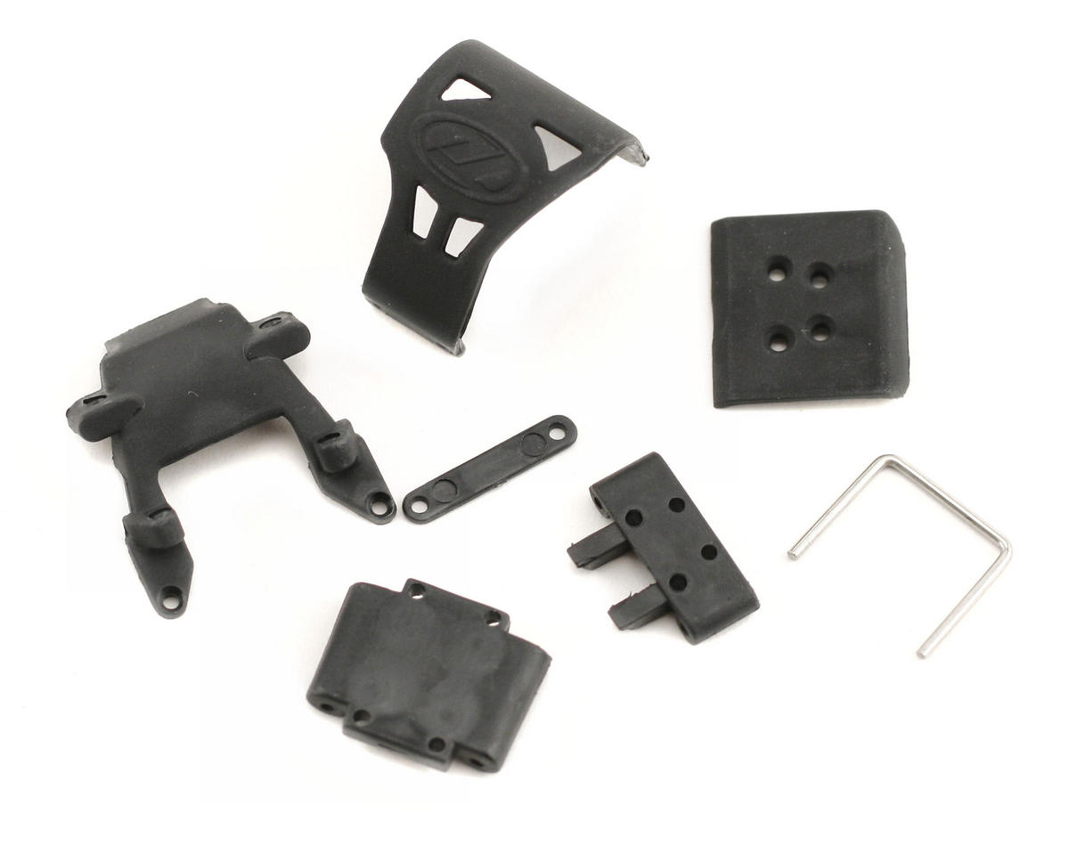 Losi Micro-T Suspension Mount & Bumper Set (Micro-T)