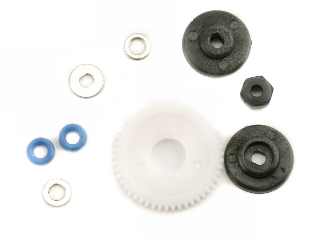 Slipper & Spur Gear Set (Micro-T) by Losi