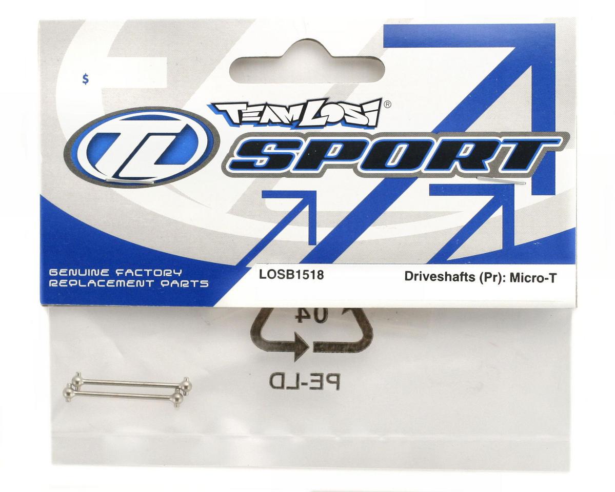 Losi Driveshafts (Pr) (Micro-T)