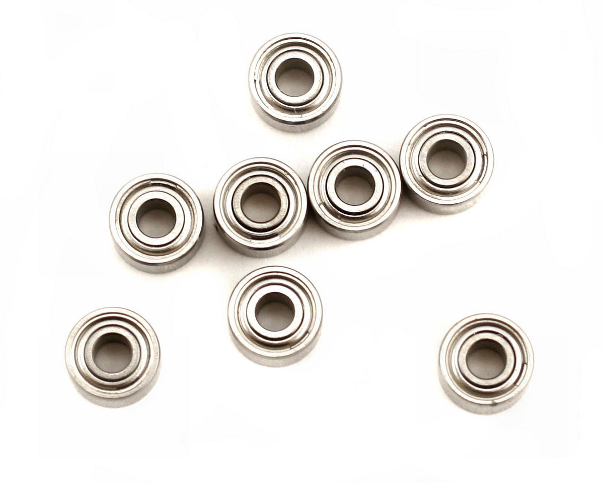 Losi Micro-T Wheel & Hub Ball Bearing Set (Micro-T)