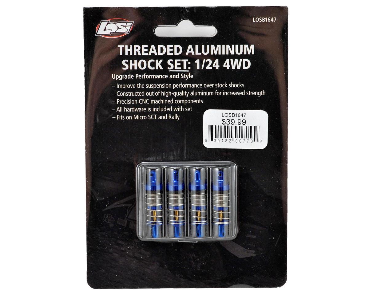 Losi Aluminum Micro Shock Set