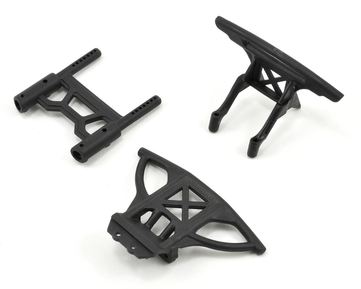 Losi Micro Rally Car Bumper Set