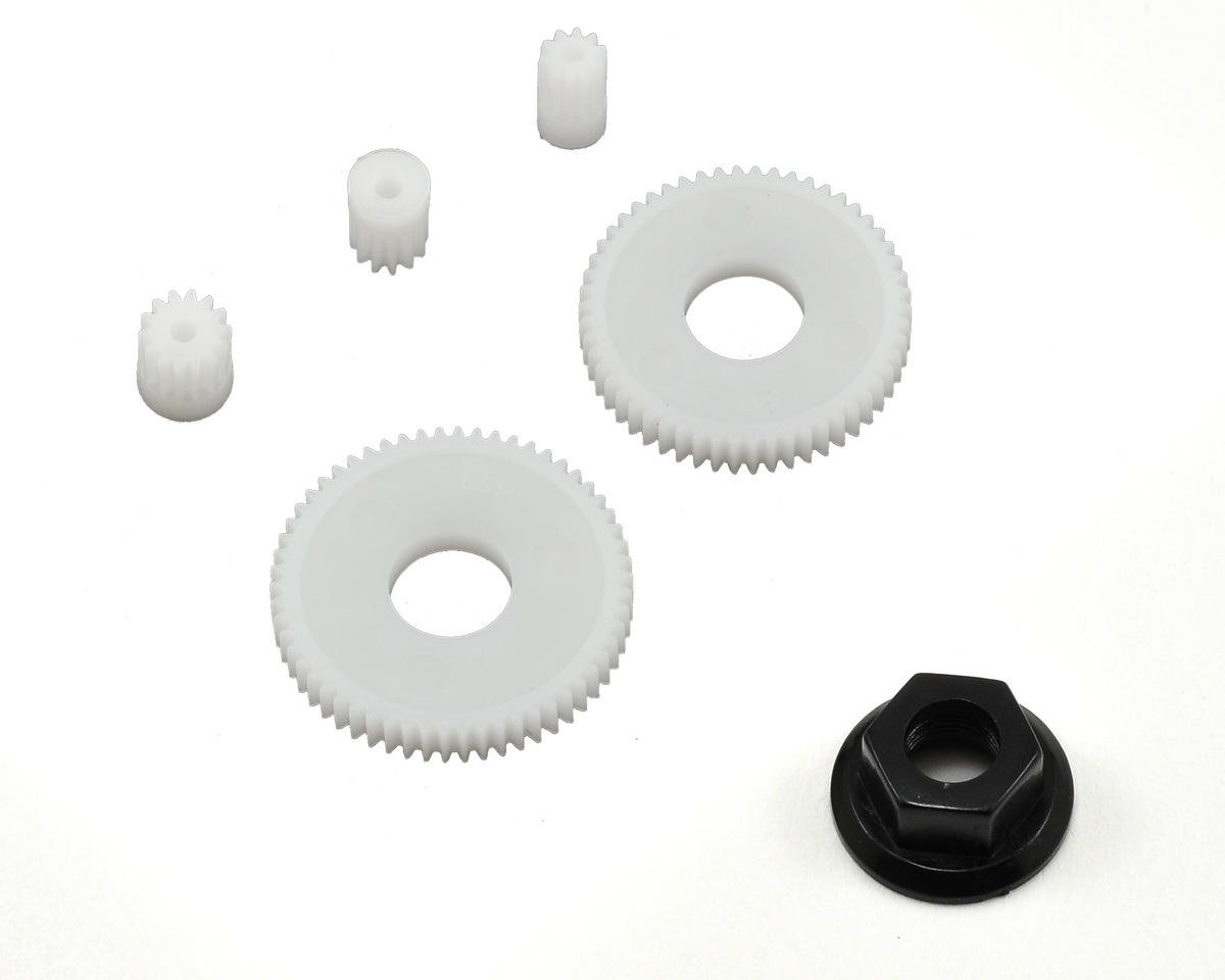 Losi Micro Rally Car Pinion & Spur Set