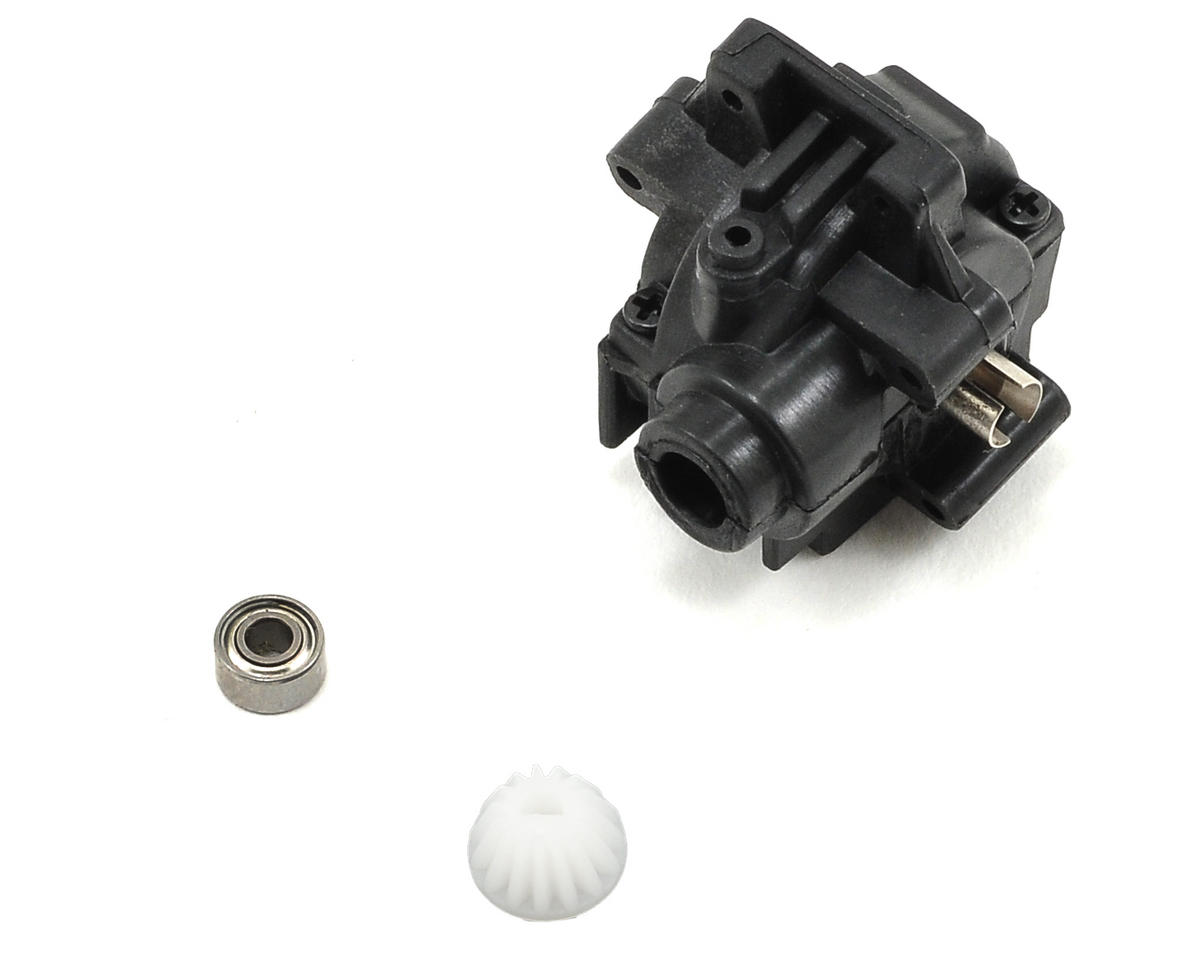 Losi Micro Rally Car Complete Front Gear Box