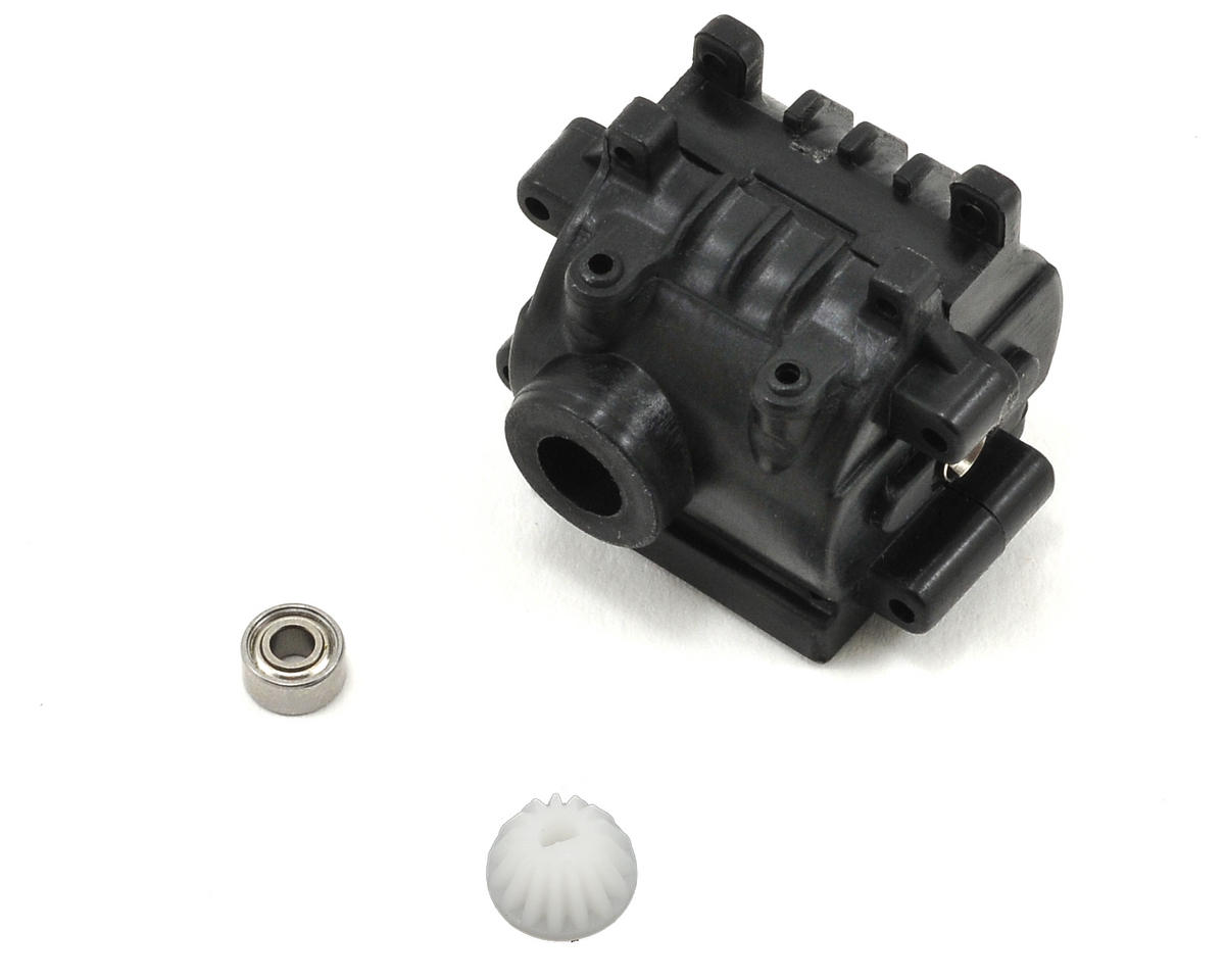 Losi Micro Truggy Complete Rear Gear Box
