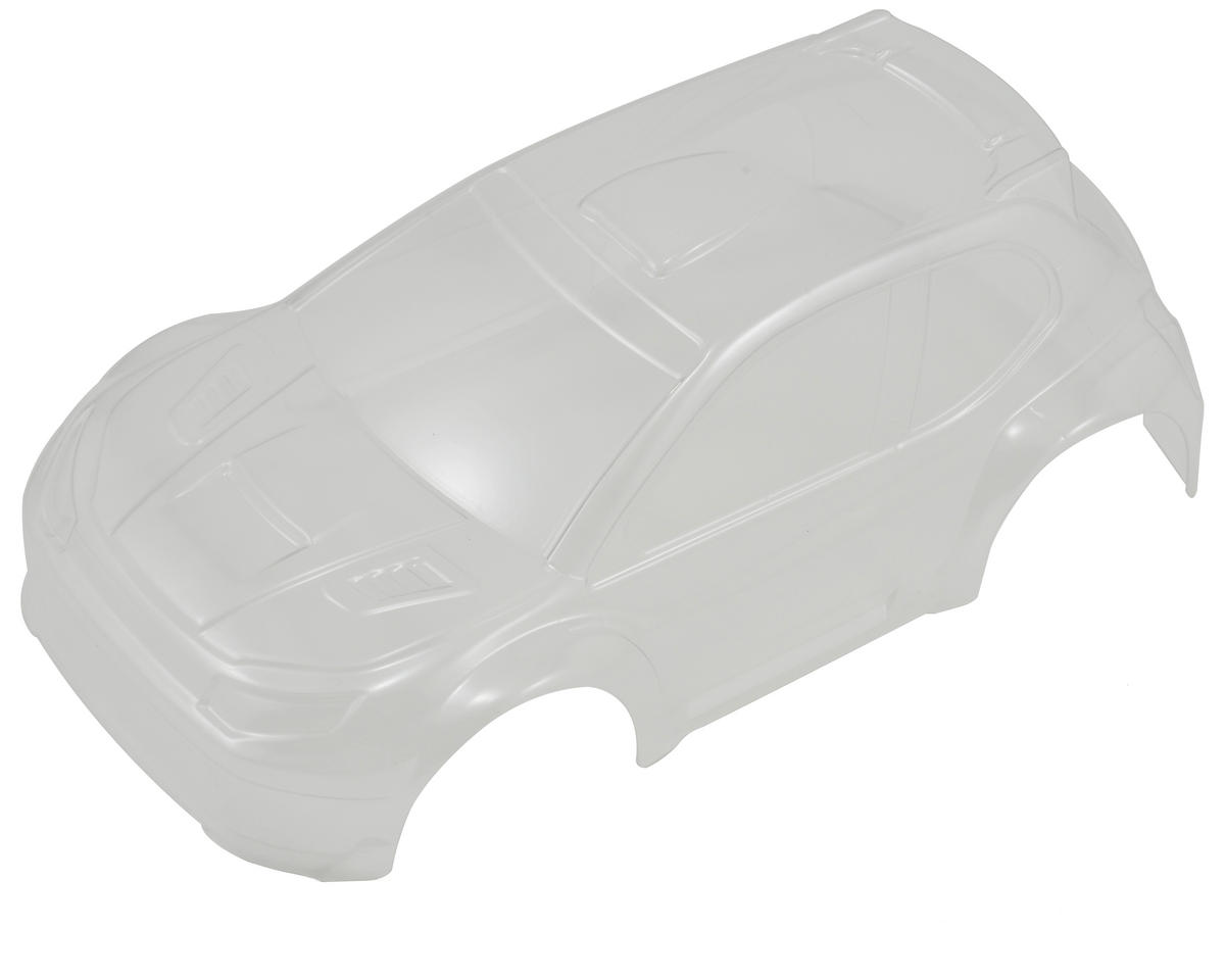 Losi Micro Rally Car Body (Clear)