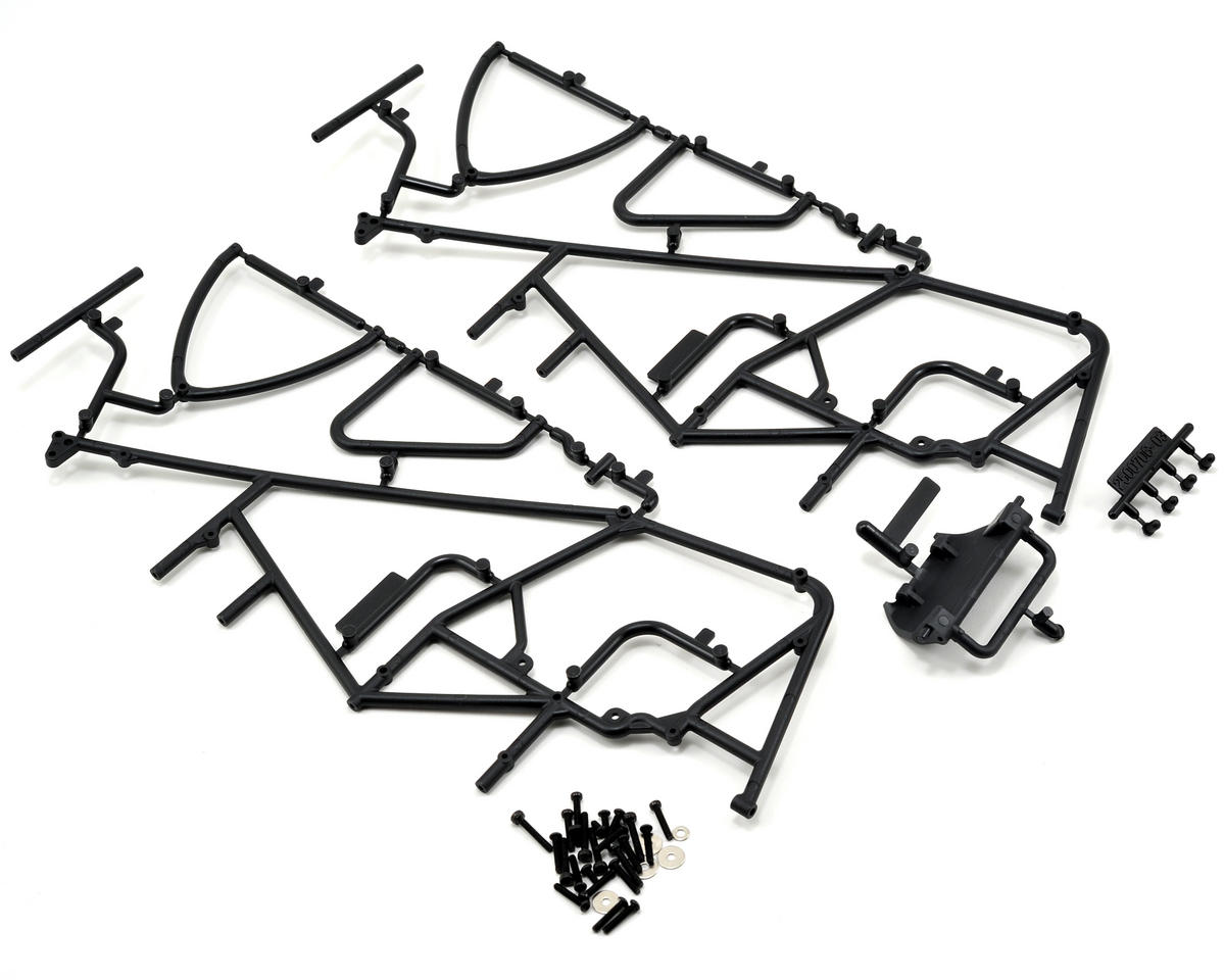 Losi Cage & Nerf Bar Set w/Hardware