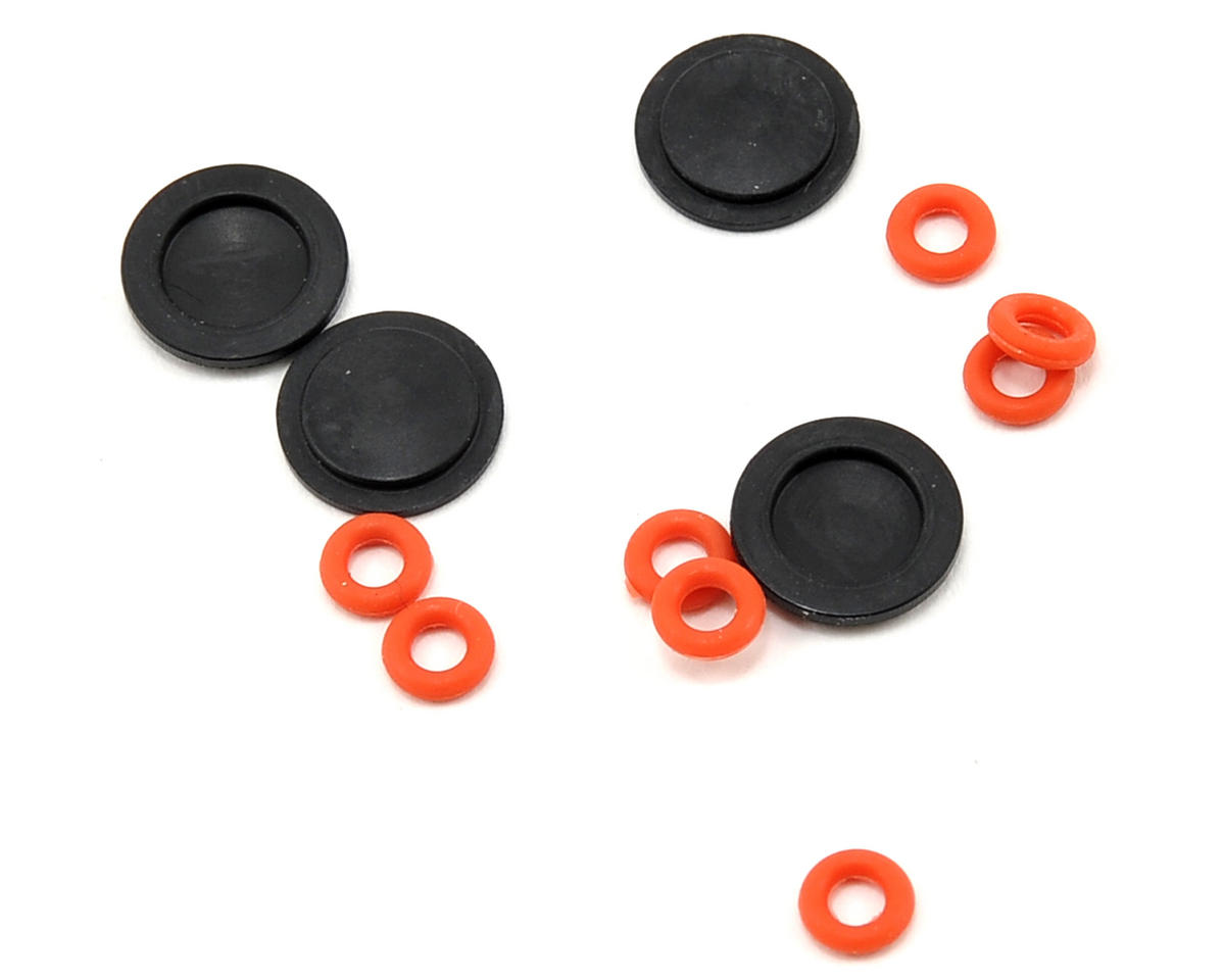 Losi Shock O-Ring & Bladder Set (8)