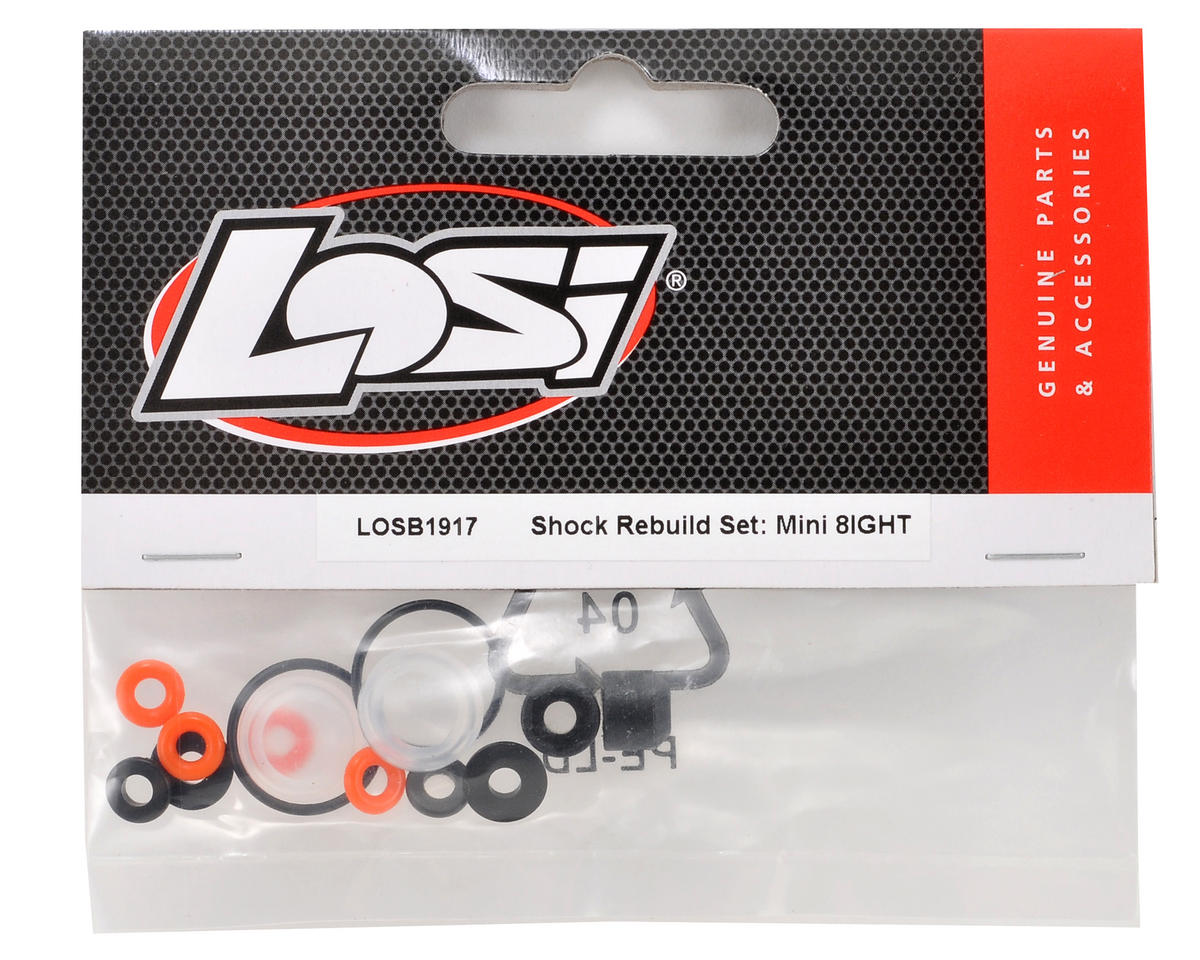 Losi Shock Rebuild Set
