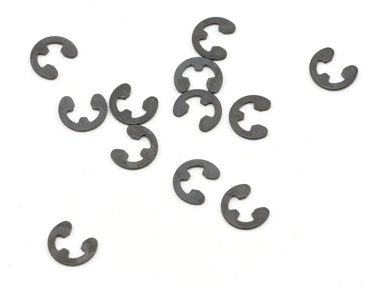 Losi Slider 3mm E-Clips (12)