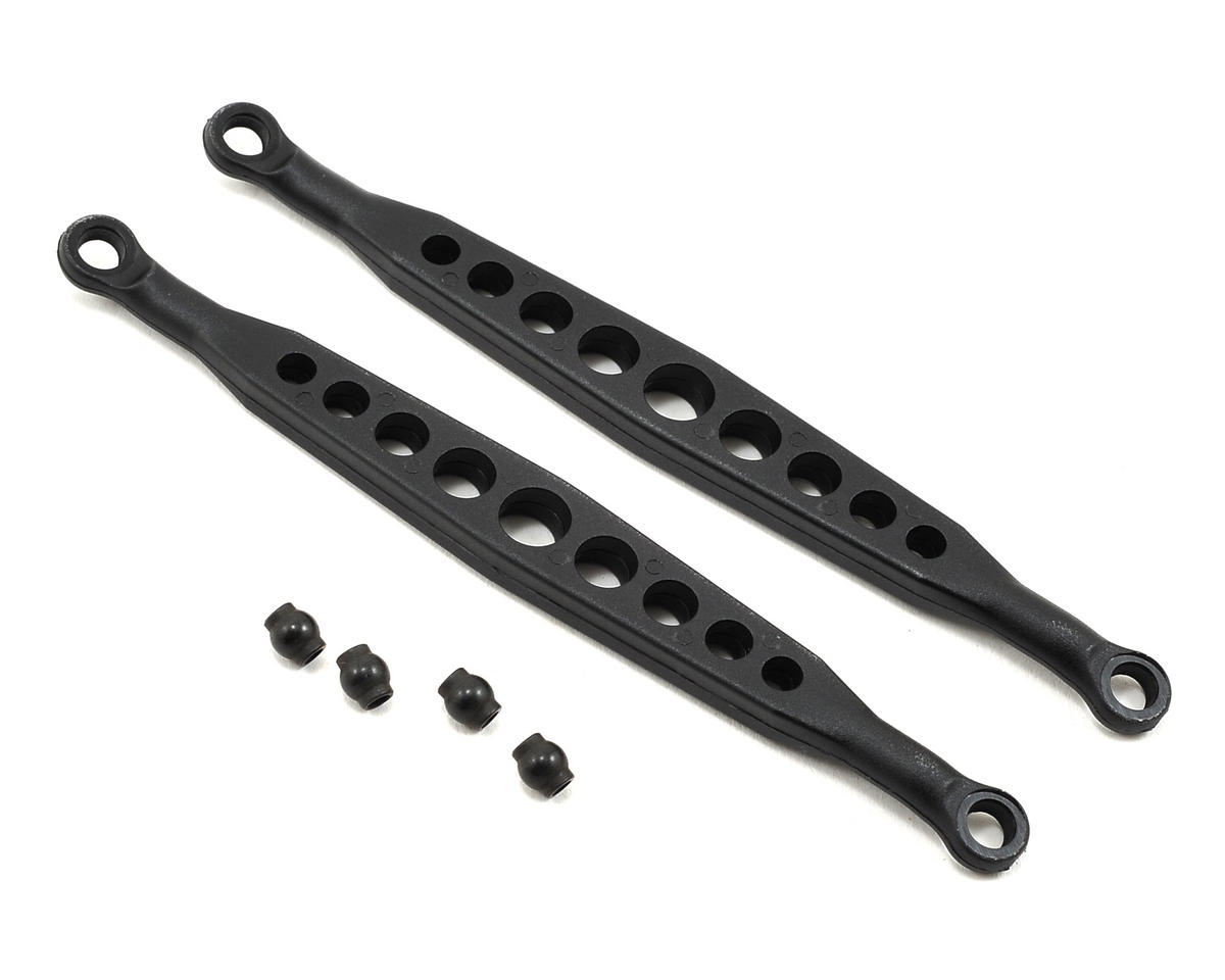 Night Crawler 2.0 Lower Track Rods by Losi
