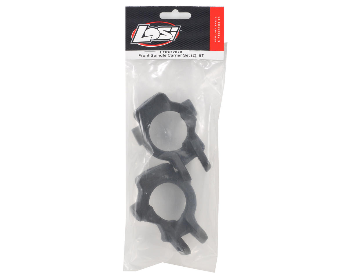 Losi Front Spindle Carrier Set (2)