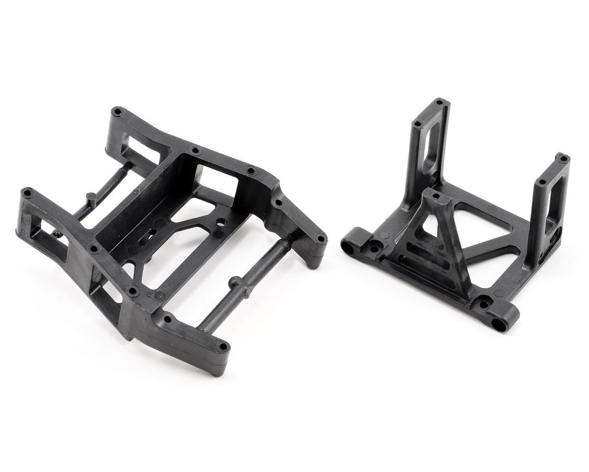 Losi Rear Bulkhead & Front Clip Set