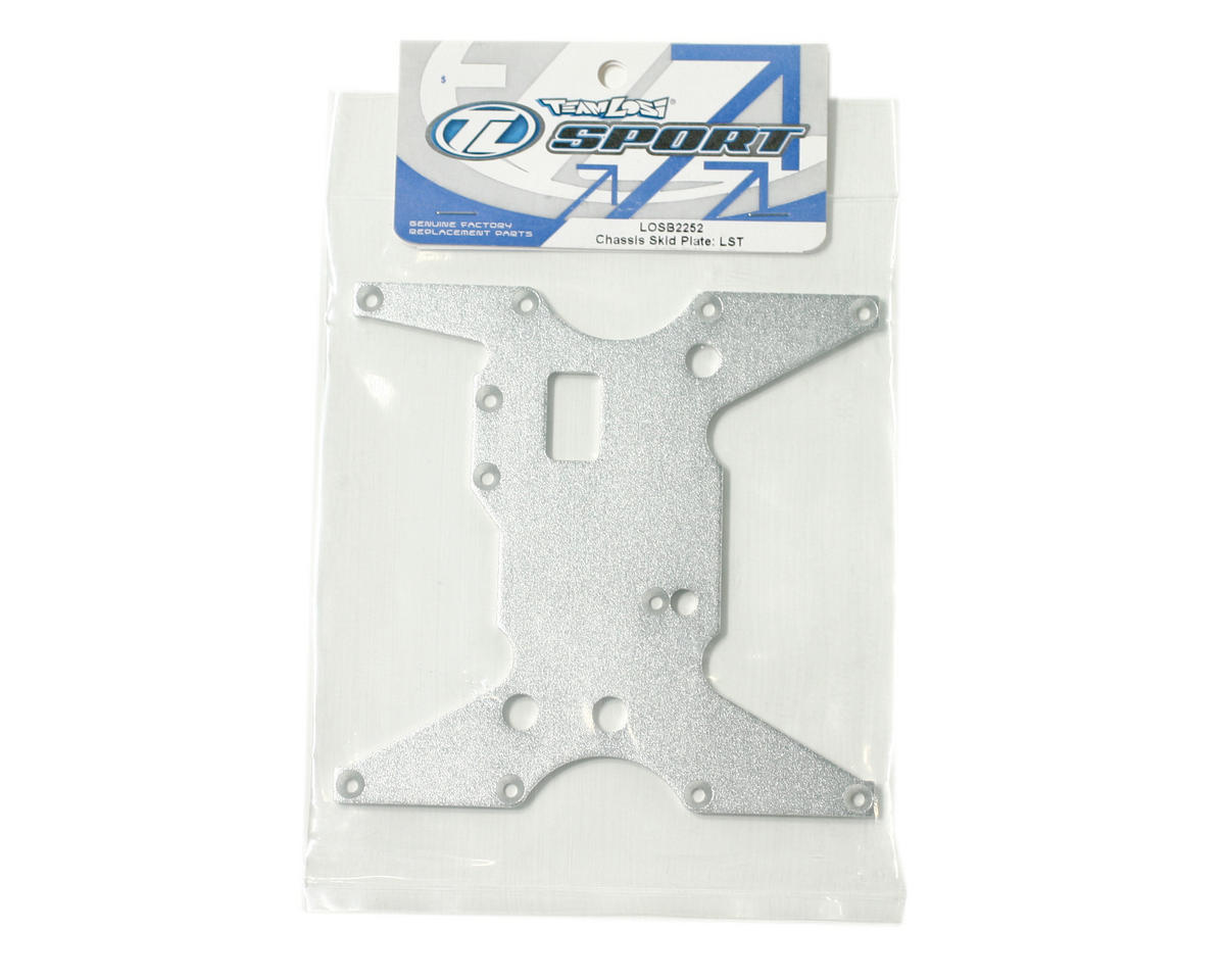 Losi Chassis Skid Plate (LST, LST2).