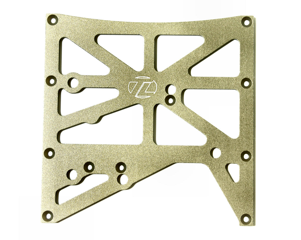 Losi High Performance Hard Anodized Skid Plate (LST, LST2).