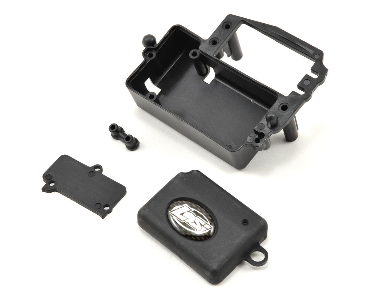 Losi TEN Rally X Radio Tray Set