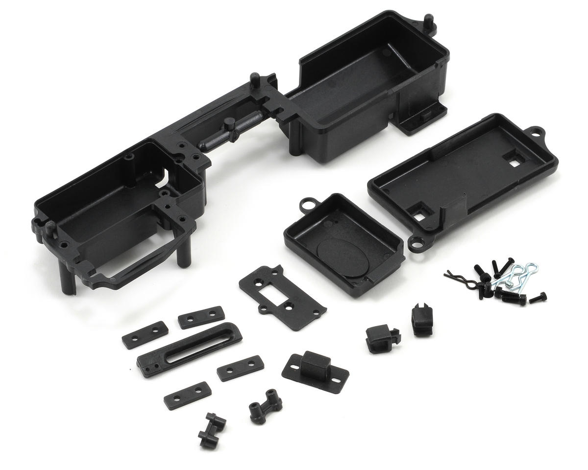 Losi Radio Tray & Hardware Set (Ten-T)
