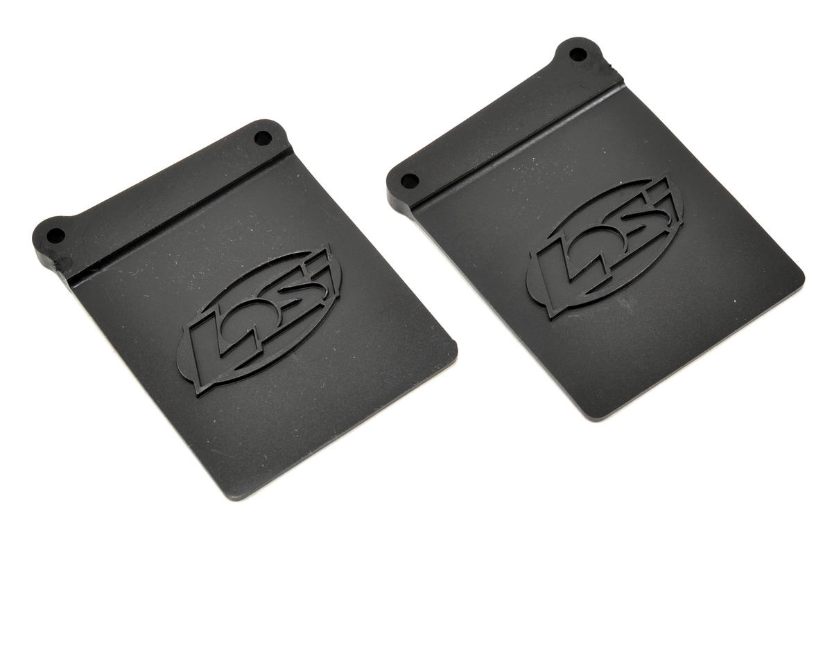 Losi Rear Mud Flap Set (2)