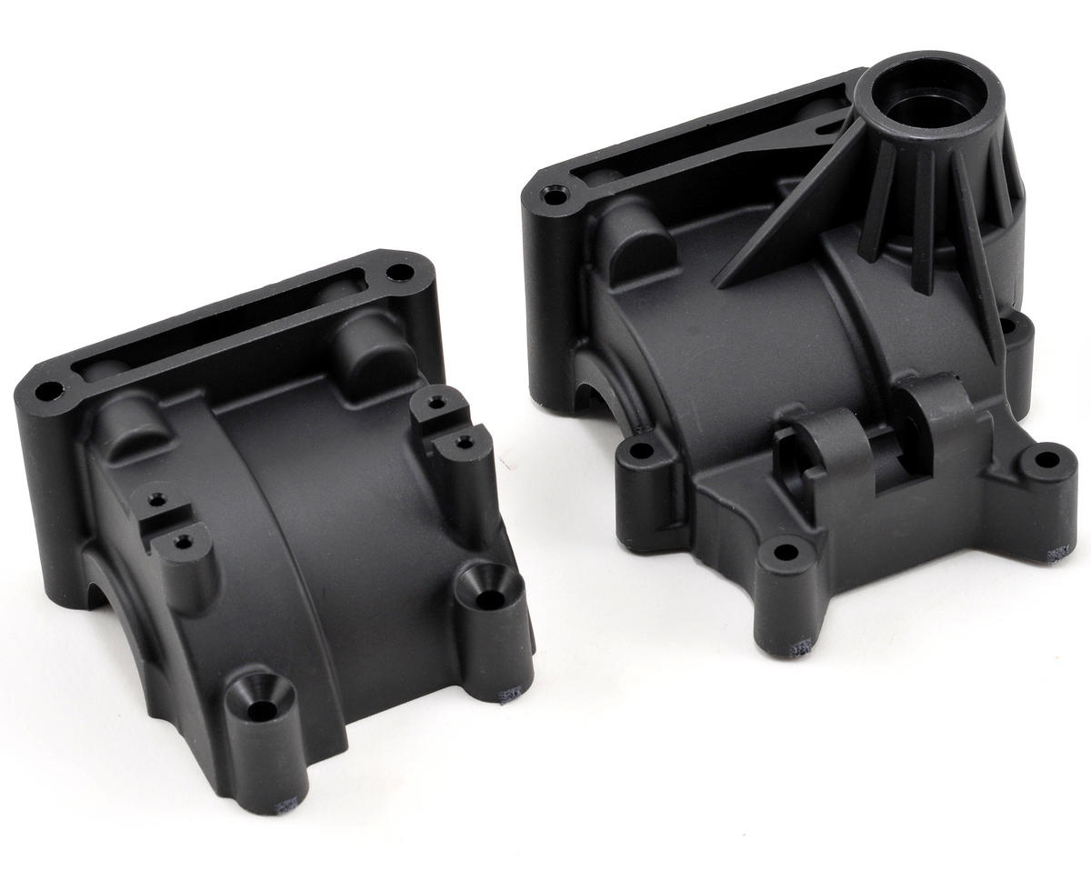 Rear Transmission Case Set by Losi