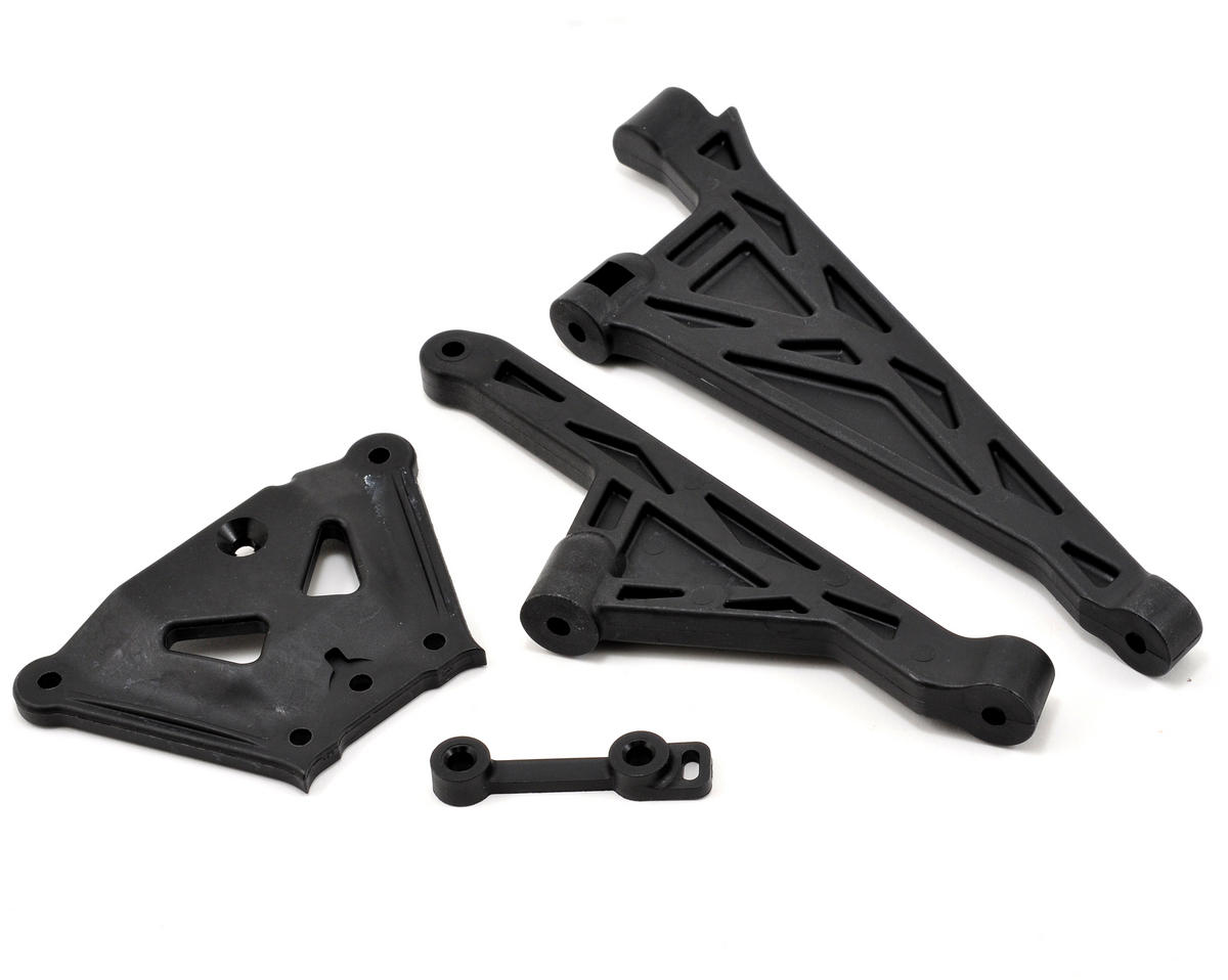 Losi Front & Rear Chassis Brace Set w/Spacer