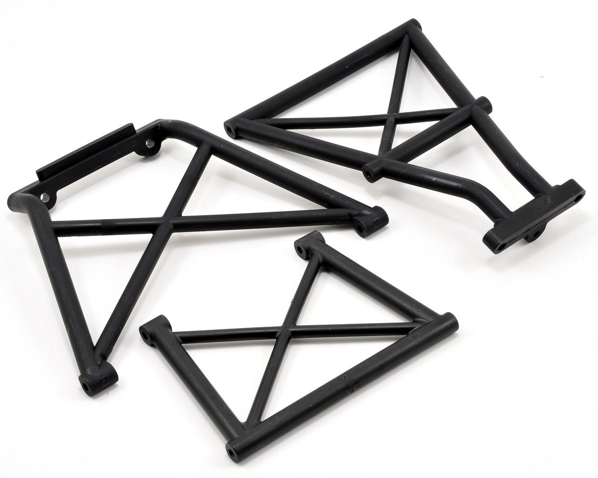 Losi Rear Bumper Brace Set