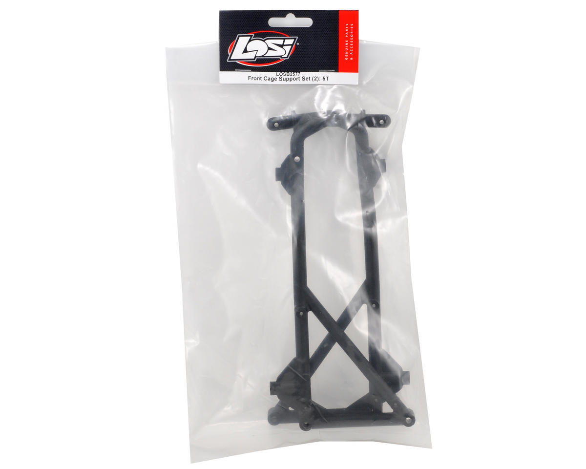 Losi Front Roll Cage Support Set