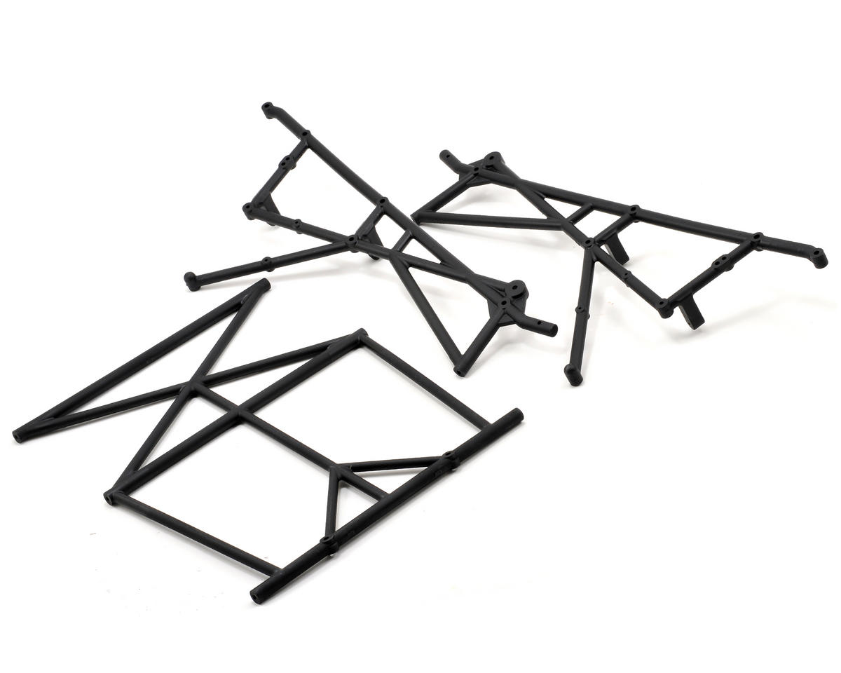 Rear Top & Side Roll Cage Set by Losi