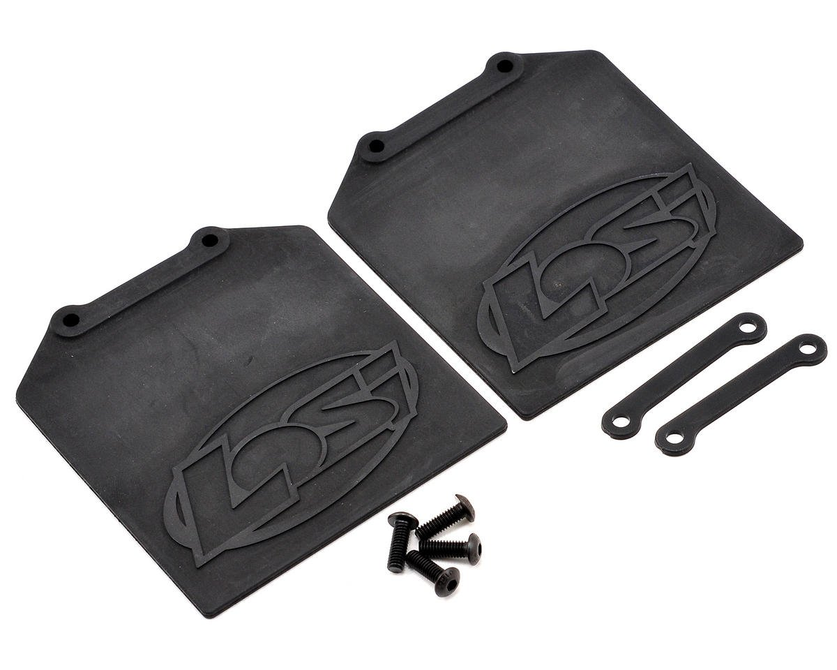 Mud Flap & Retainer Set (2) by Losi