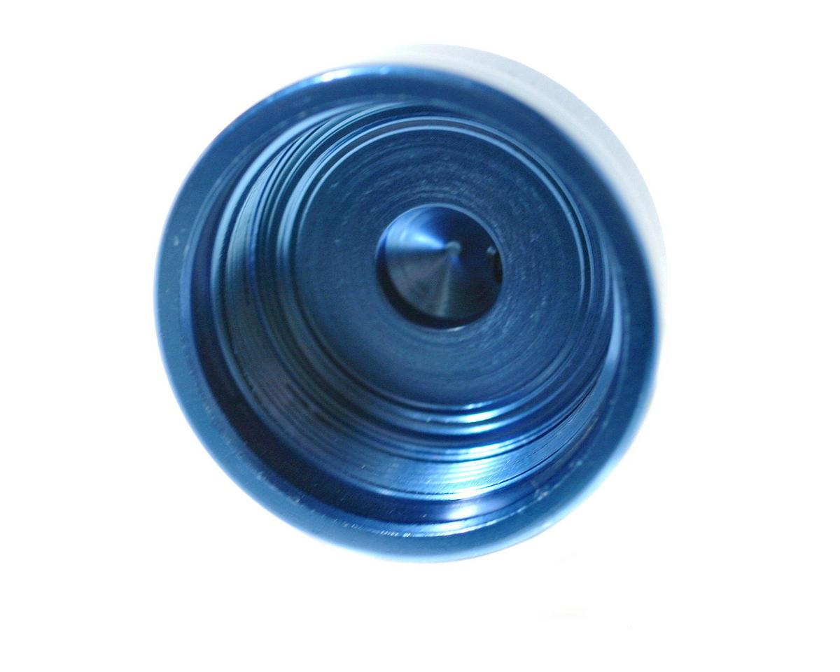 Losi Aluminum Shock Cap (Blue) (LST, LST2)