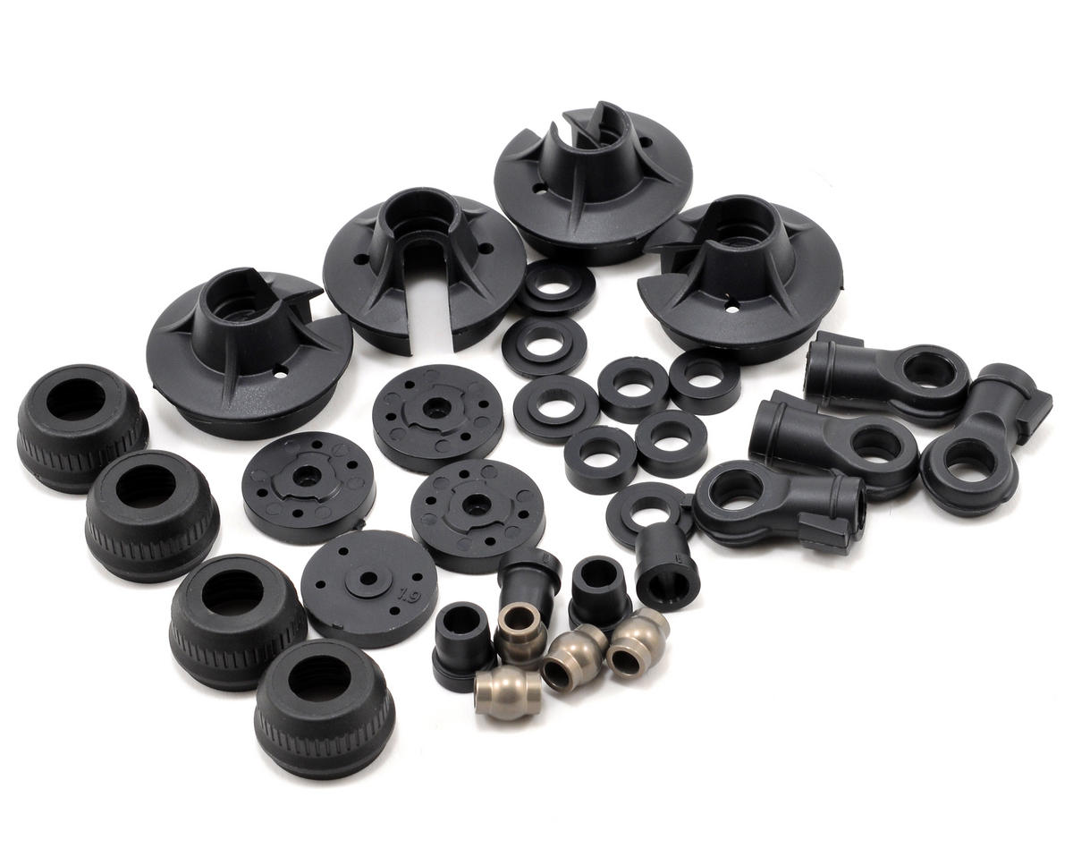 Losi 5IVE-T Plastic Shock Part Set w/Pivot Ball