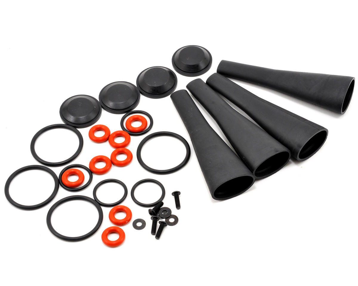 Losi Shock Rebuild Set w/Hardware (4)