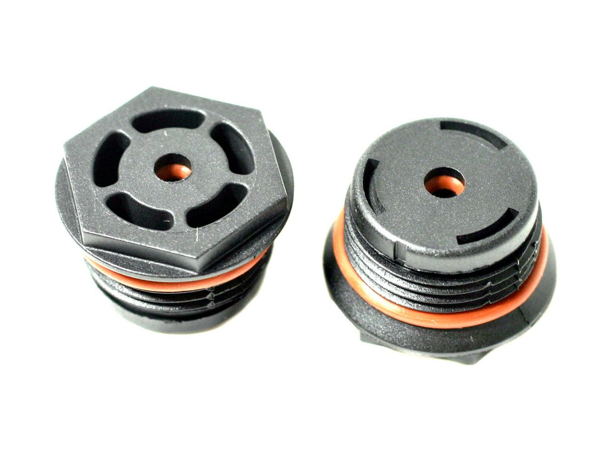 Losi LST Shock Cartridges & Seals (2) (LST, LST2).