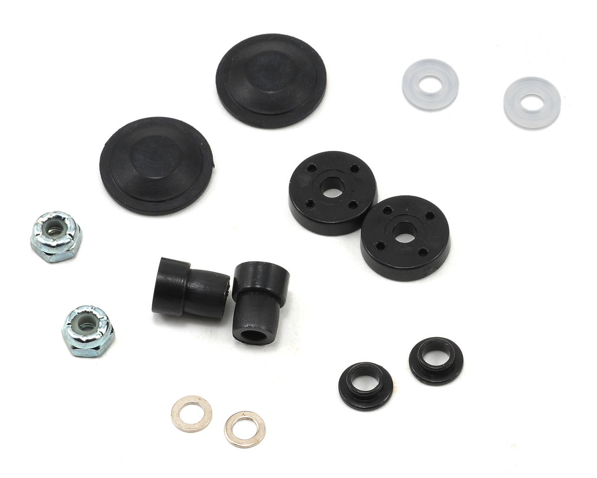 Losi TEN-SCT Nitro Shock Rebuild Set (2) (Ten-T)