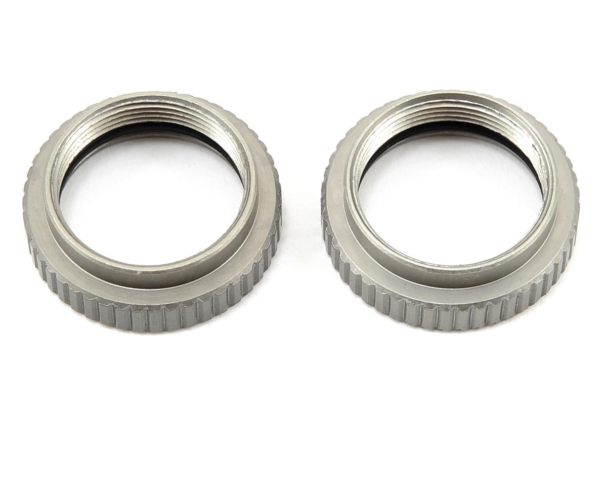 Losi Aluminum Shock Collar Set (2)