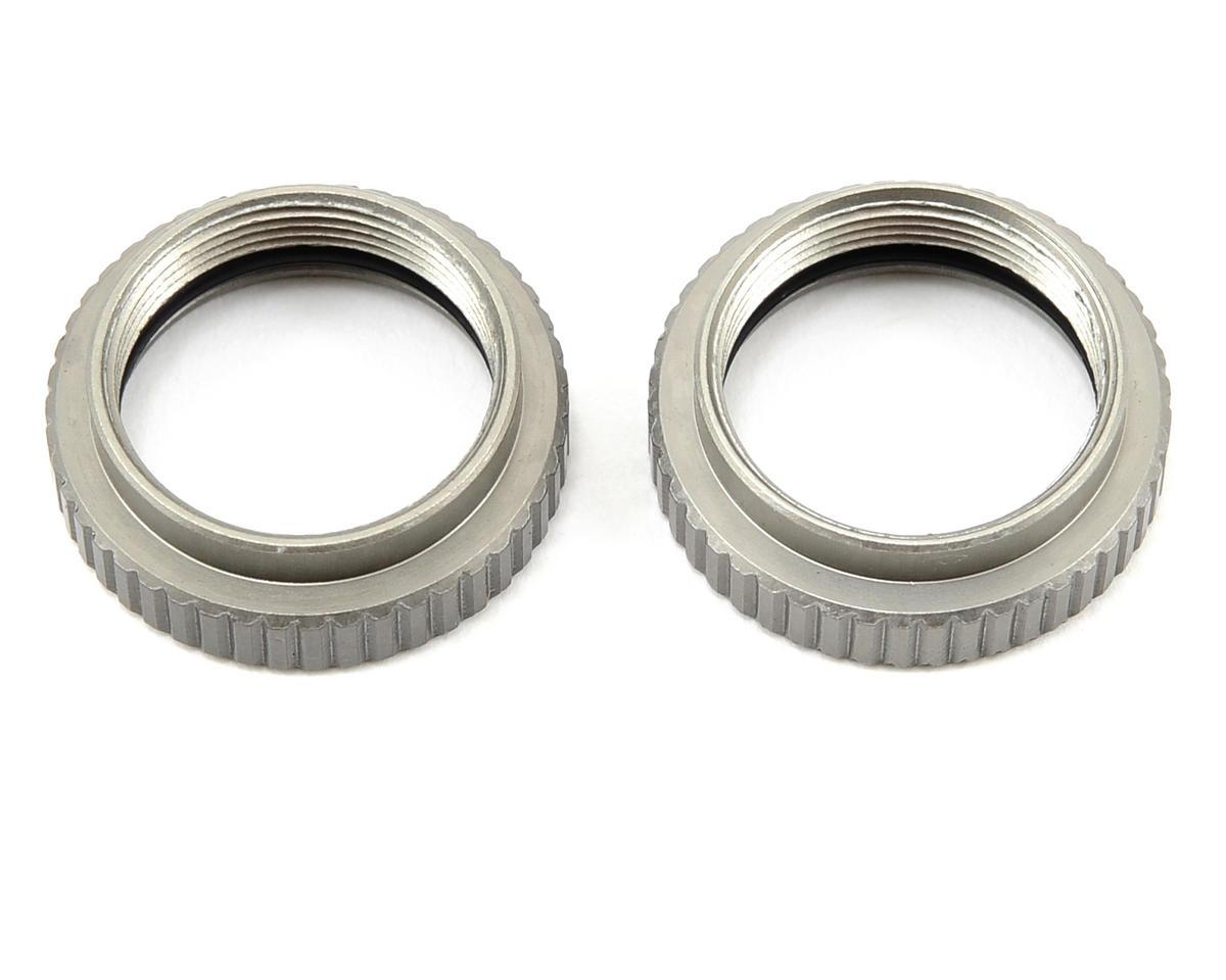 Losi Aluminum Shock Collar Set (2)