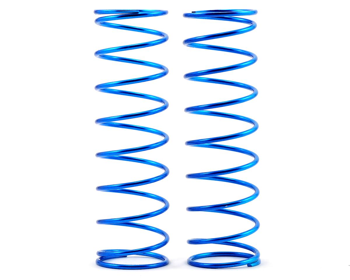 Losi Rear Shock Spring Set (Blue - 8.0lb) (2)
